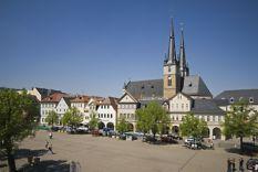 Stadtplan Saalfeld