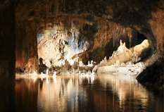 Guided Tour Fairy Grottoes