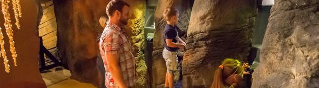 Entdeckerplan Grottoneum